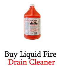 Image Result For Liquid Fire Drain Cleaner