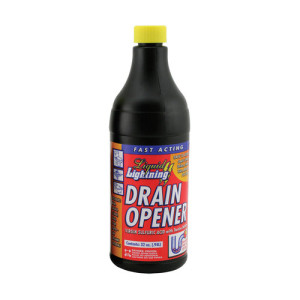 Liquid Fire Drain Cleaner